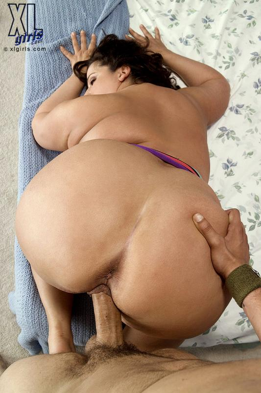 Порно фото толстушек попу